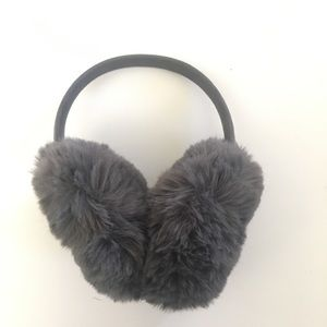 Furry Earmuffs